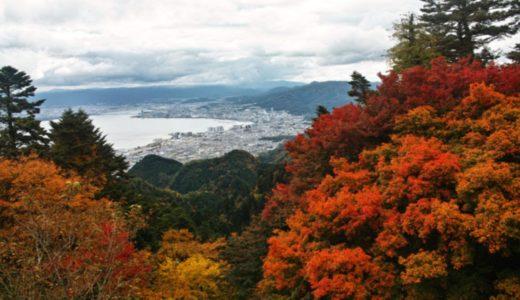 比叡山の紅葉が見頃!アクセス(電車・車・バス)方法や駐車場まとめ!