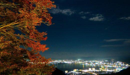 比叡山の紅葉2019ライトアップの時期・時間帯は?おすすめスポットは夢見が丘!