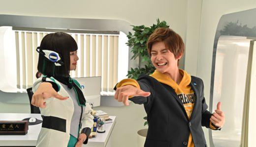 仮面ライダーゼロワン第6話感想見所まとめ!イズの「アルトじゃないと」が力強い!