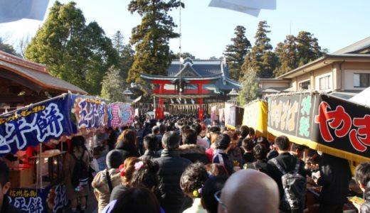 筥崎宮の初詣の混雑を避けるには?期間と時間帯に注意!!