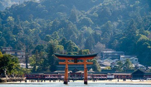 厳島神社の初詣の混雑を避けるには?期間と時間帯に注意!!