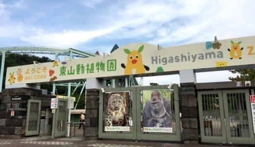 東山動植物園の駐車場情報!混雑状況や無料でおすすめの穴場を紹介!