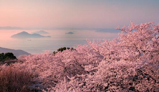 紫雲出山の桜2020見ごろの時期は?桜まつりや駐車場・アクセス方法も紹介!