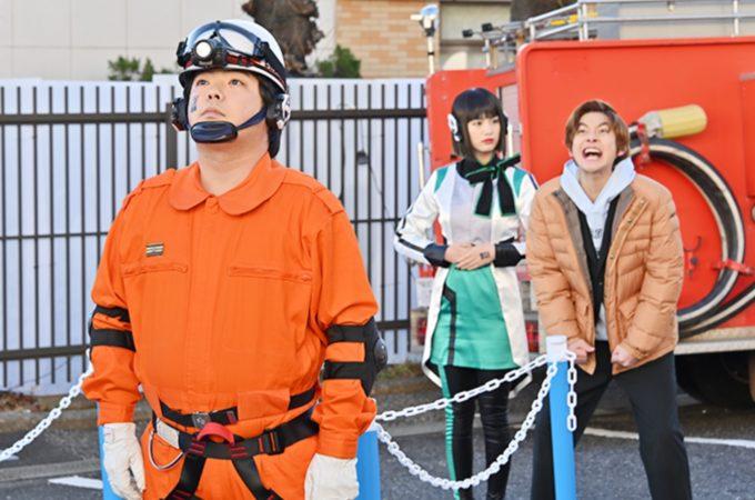 仮面ライダー01第26話