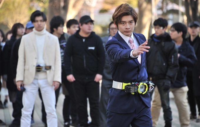 仮面ライダー01第28話