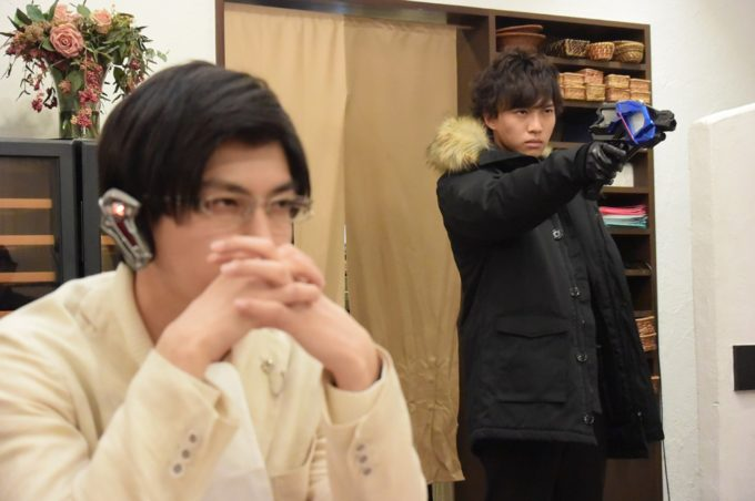 仮面ライダー01第29話