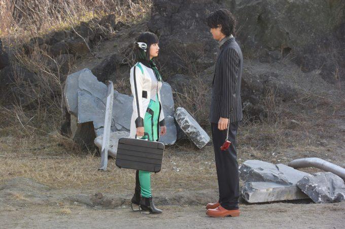 仮面ライダー01第30話