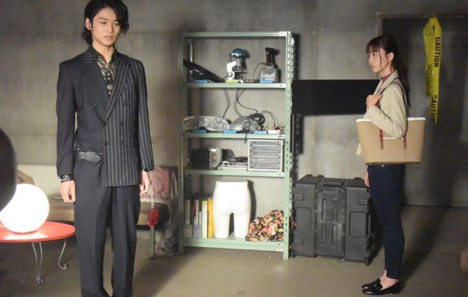 仮面ライダー01第34話