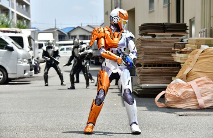 仮面ライダー01シューティングスペシャル