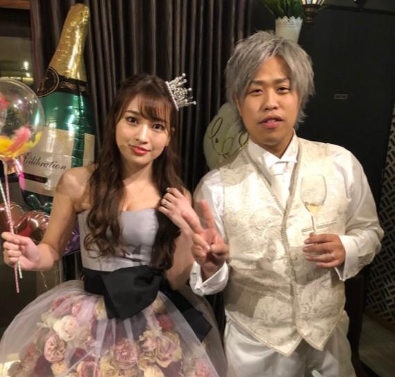 大川彩菜結婚