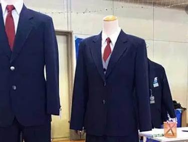 フワちゃん制服