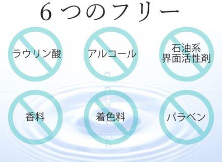 6つのフリー