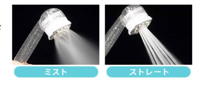 ミラブルプラス水流
